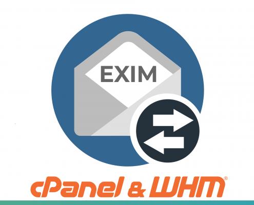 مشکل امنیتی Exim